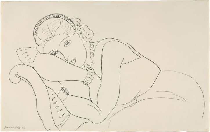 Matisse on art (1/6)
