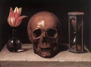 StillLifeWithASkull Philippe de Champaigne